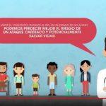 AVAILABLE NOW! ERASE Healthy Heart Videos Translated to Spanish  / ¡DISPONIBLE AHORA! BORRAR Videos de Corazón Saludable traducidos al español