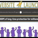 WEBSITE LAUNCH! the Cardiovascular Vaccine Project
